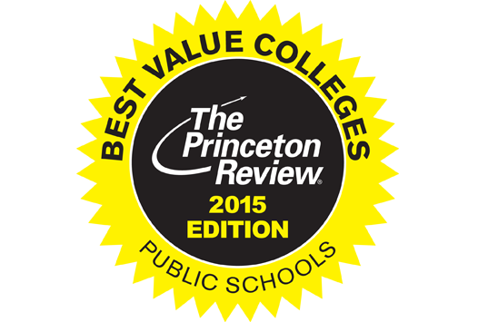Best Value Colleges | Public Schools - Princeton Review 2015 Edition